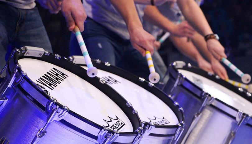 Percussion Ensemble - November 24