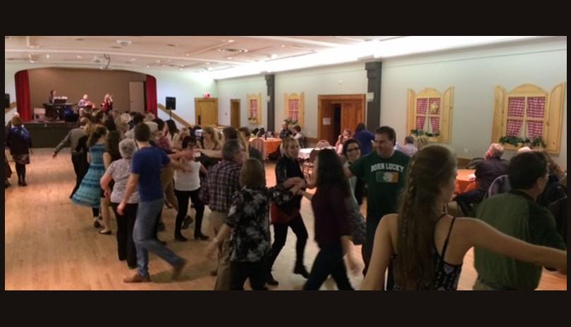 Irish Dance Ceili