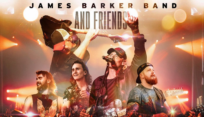James Barker Band And Friends