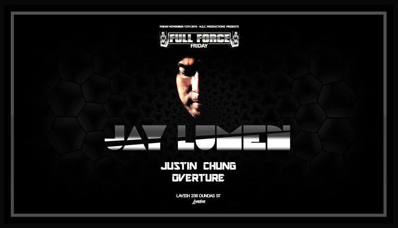 Jay Lumen (Drumcode, Octopus) at Full Force