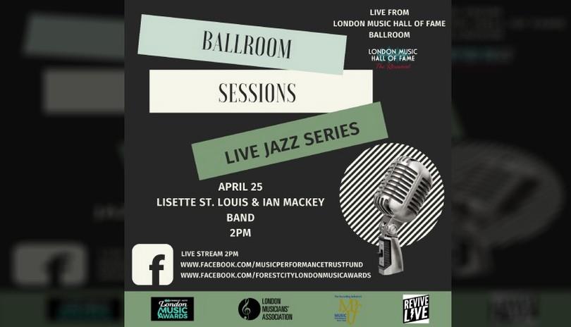 Ballroom Session - Live Jazz Series April 25