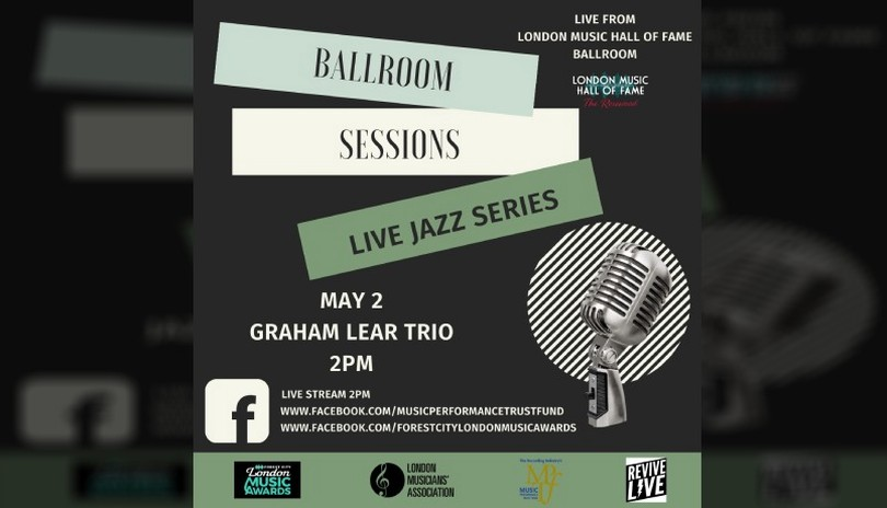 Ballroom Session - Live Jazz Series May 2