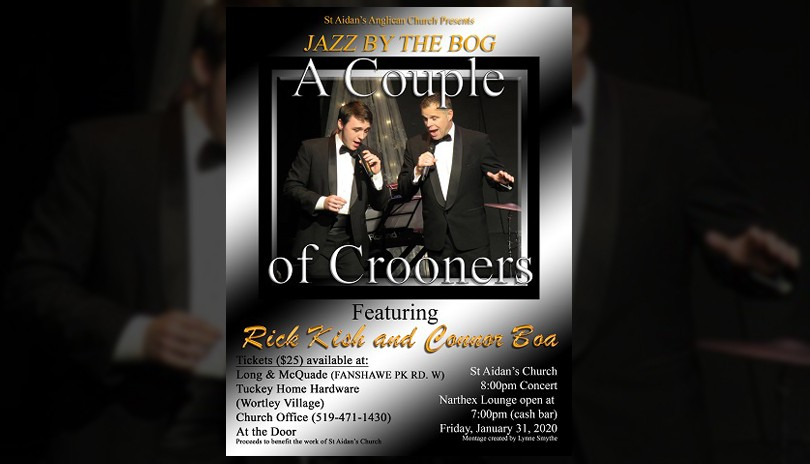 Jazz By The Bog - A Couple of Crooners