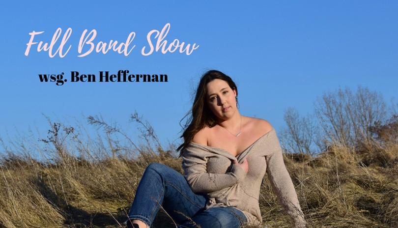 Katherine Fischer EP Release Show / wsg. Ben Heffernan