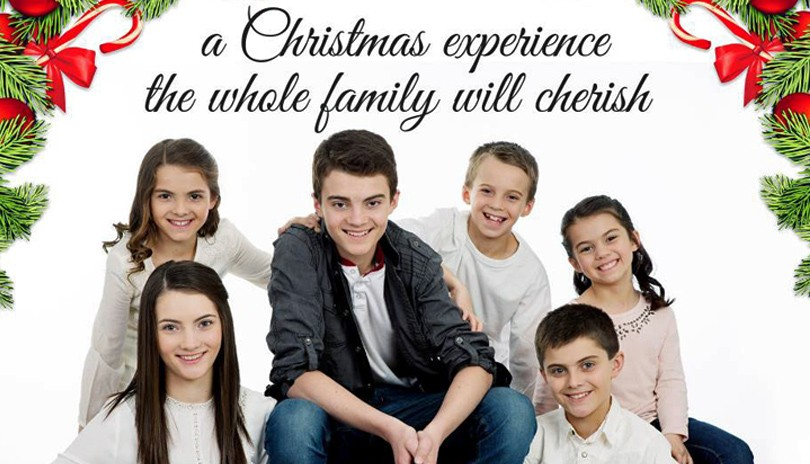 Next Generation Leahy Christmas