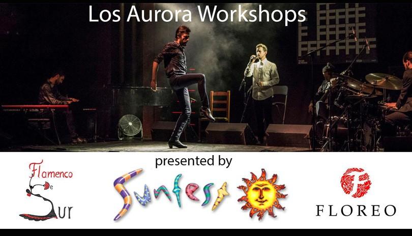Los Aurora Flamenco Workshops