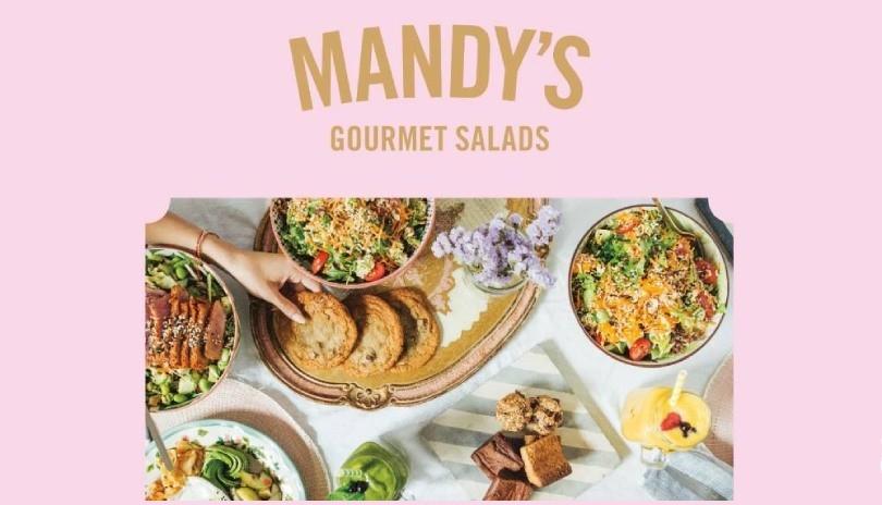 Cook the Book! Mandy's Gourmet Salad
