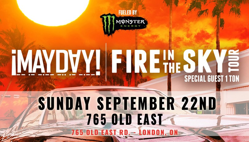 ¡Mayday! Live in London