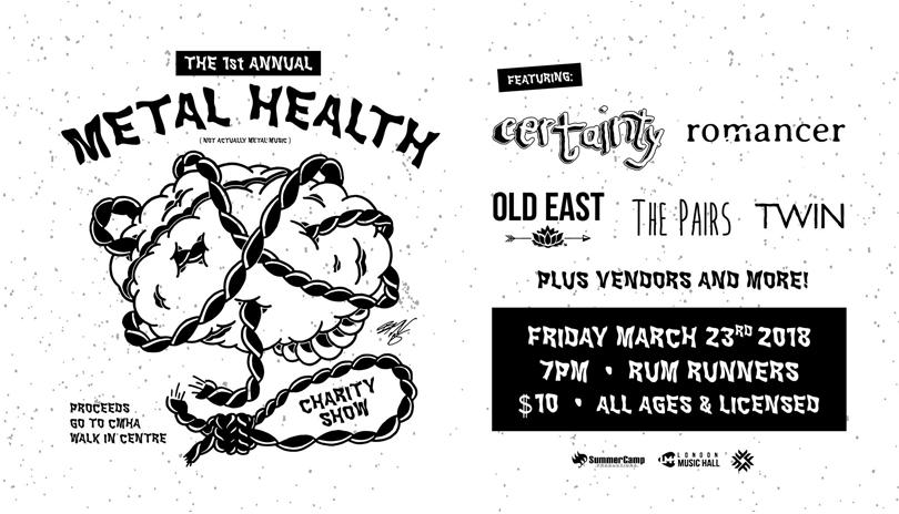 Metal Health: A Benefit For CMHA