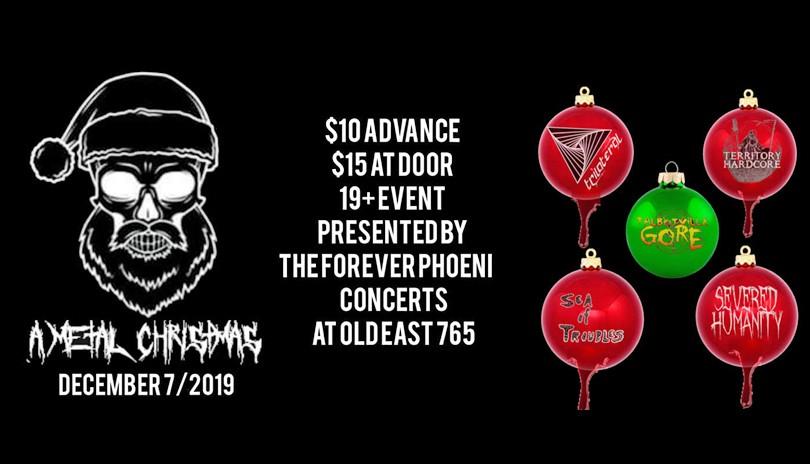 A Metal Christmas