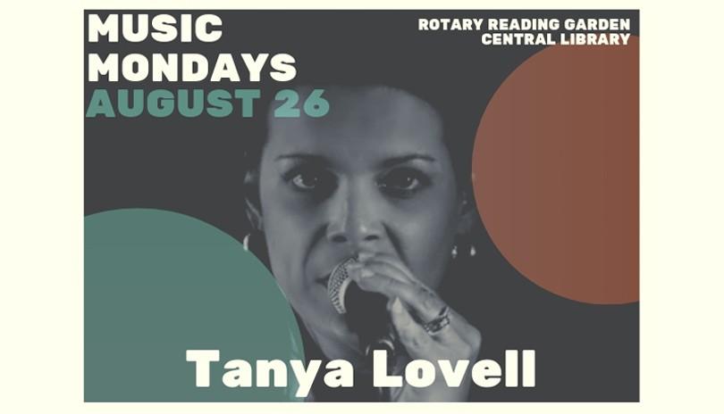Music Mondays - Tanya Lovell
