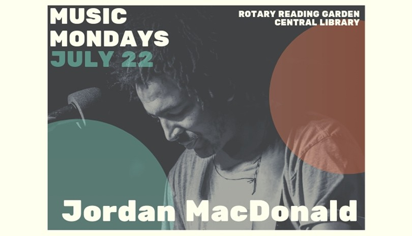 Music Mondays - Jordan MacDonald