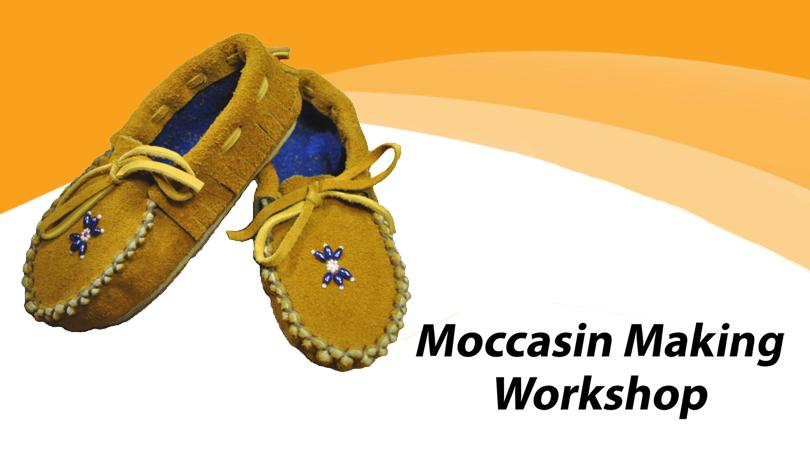 Moccasin Making Workshop