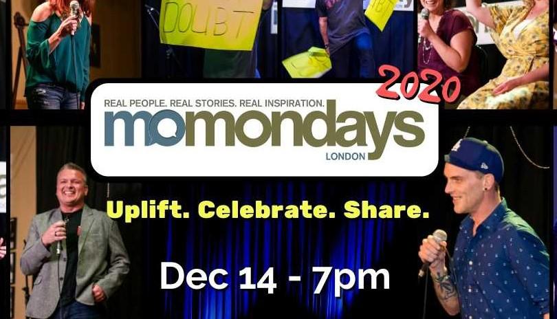 momondays London - December