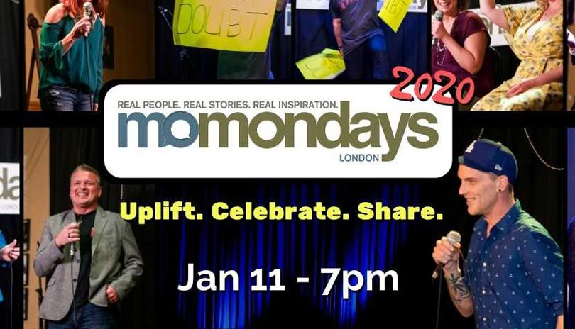 momondays London - January