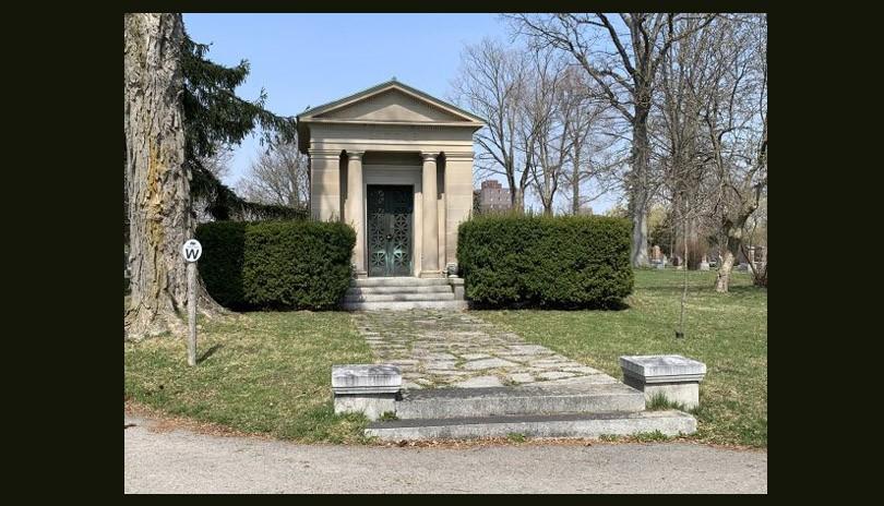 Mount Pleasant Cemetery Tour