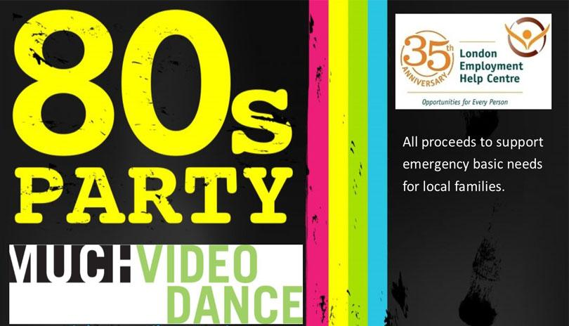 MUCH 80s Video Dance Party