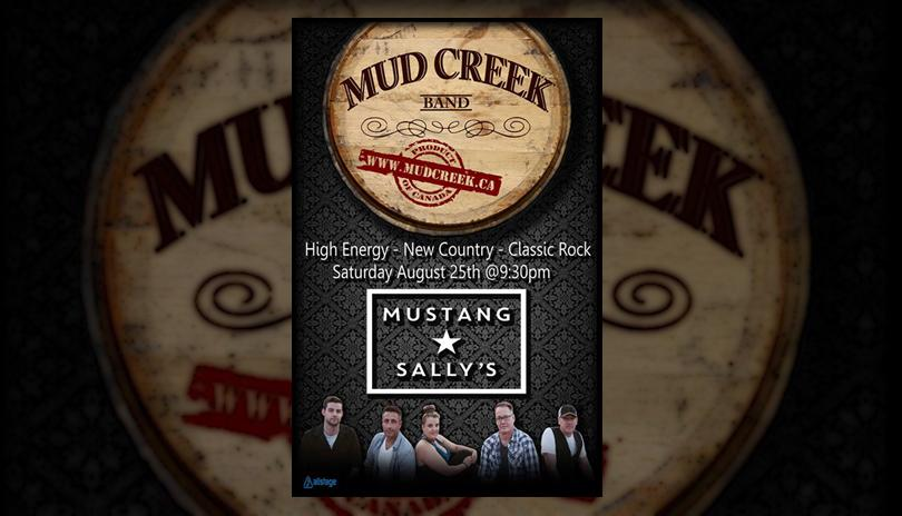 Mud Creek at Mustang Sally's