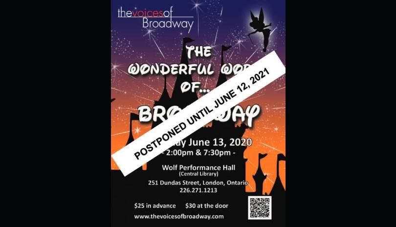 The Wonderful World of... Broadway