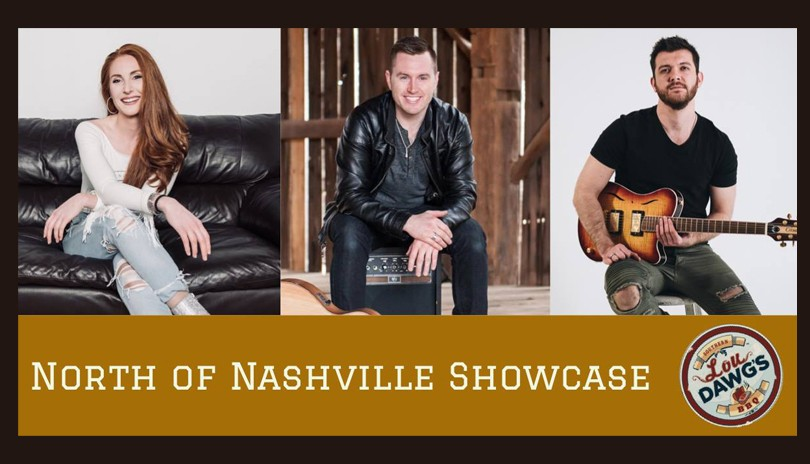 North of Nashville Showcase #6 at Lou Dawgs