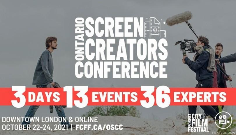 Ontario Screen Creator's Conference