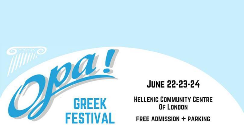 OPA! Greek Festival