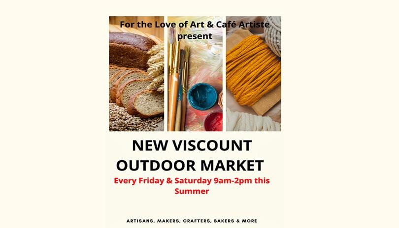 Viscount Outdoor Market