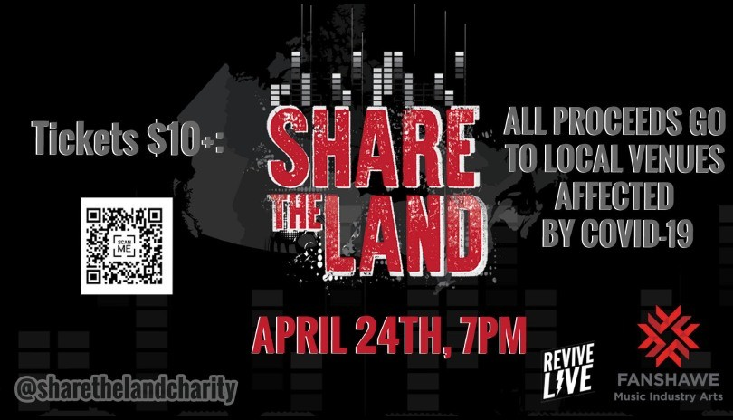 Share The Land 2021