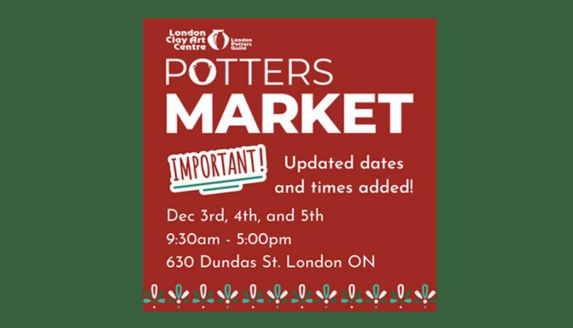 Holiday Potters Market