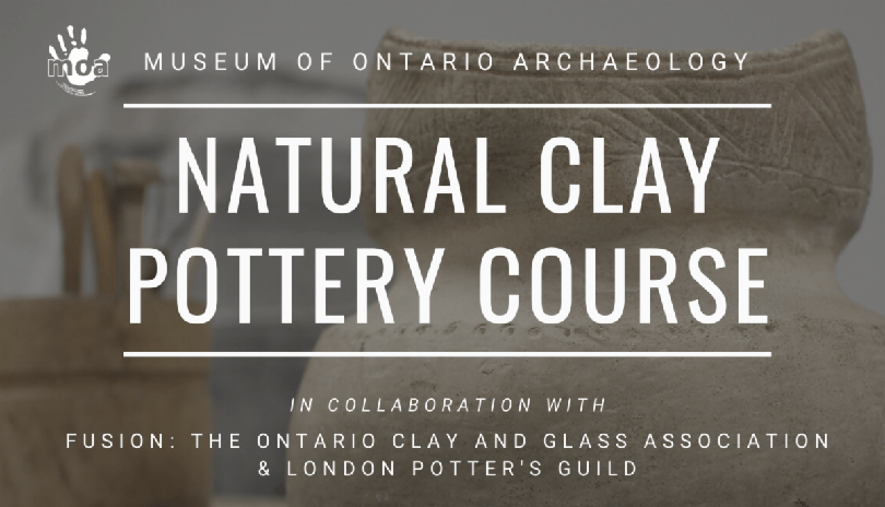 Natural Clay Pottery Course