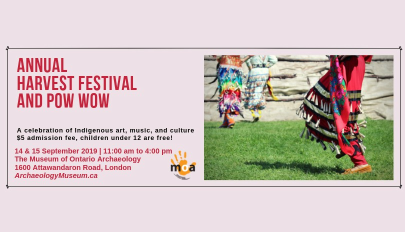 Annual Harvest Festival & Pow Wow