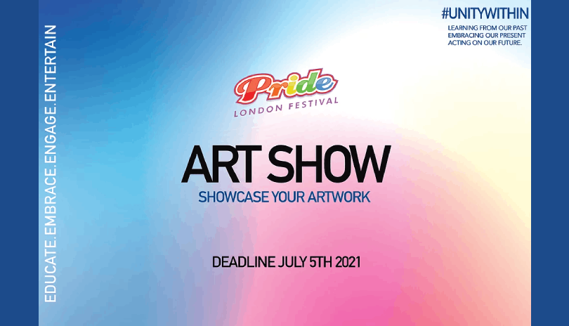 Pride Art Show - Call for Artists!