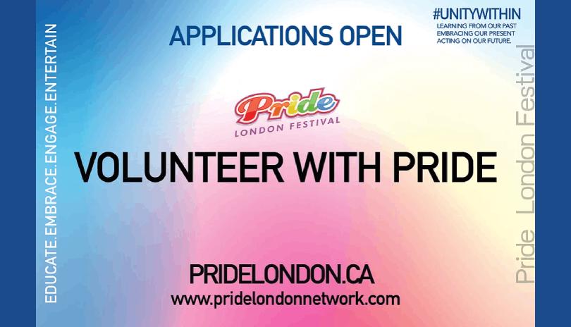 Pride London Festival - Call for Volunteers!