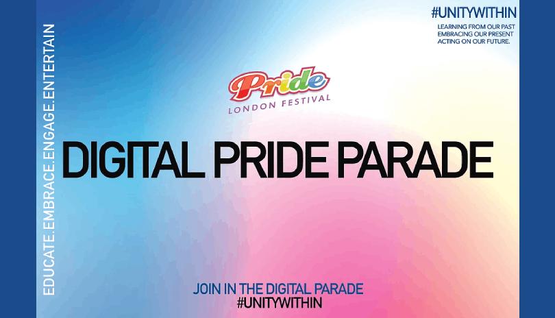 Digital Pride Parade - Call for Participants!