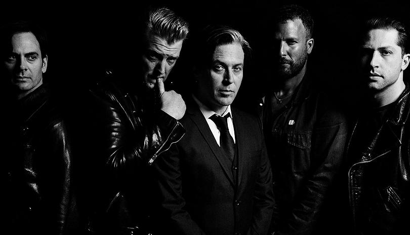 Queens of the Stone Age Villains World Tour 2018 with Royal Blood