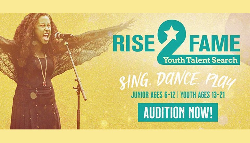 Rise 2 Fame Youth Talent Search