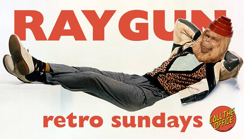 Raygun - Retro Dance Party - July 22