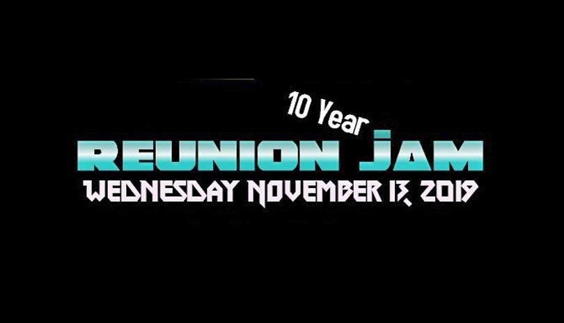 Eastside 10 year Reunion Jam