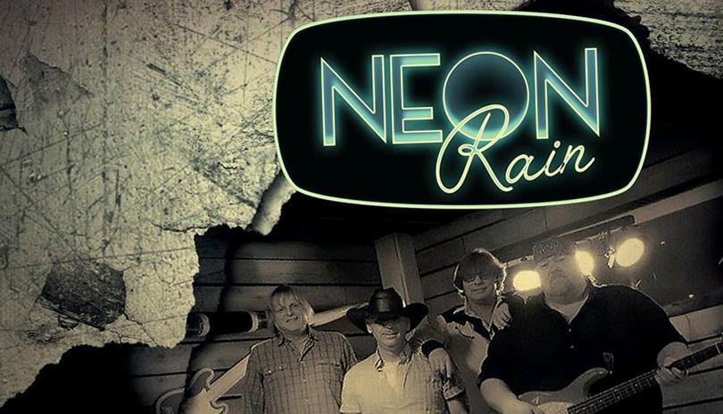 Rob Kirkham & Neon Rain at Eastside Bar Grill