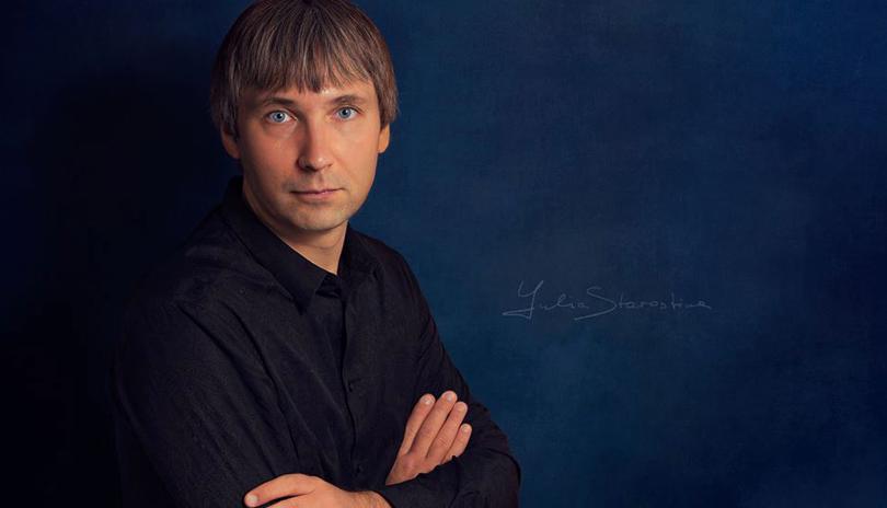 Roman Timofeev's piano recital
