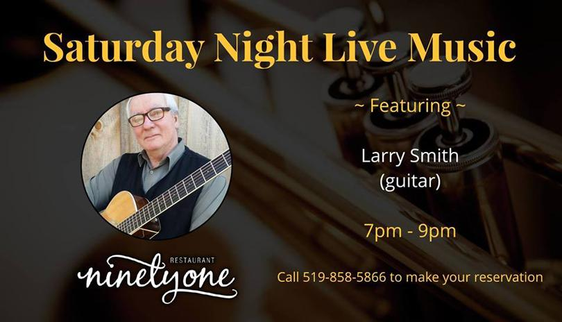 Saturday Night Live Music feat. Larry Smith