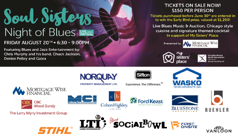 Soul Sisters Night of Blues