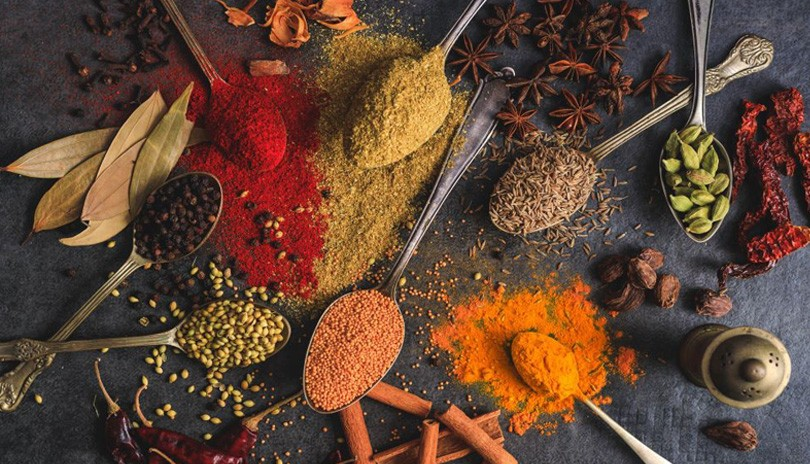 Mastering Spices