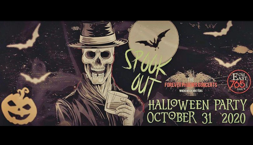 Spook Out Halloween Show