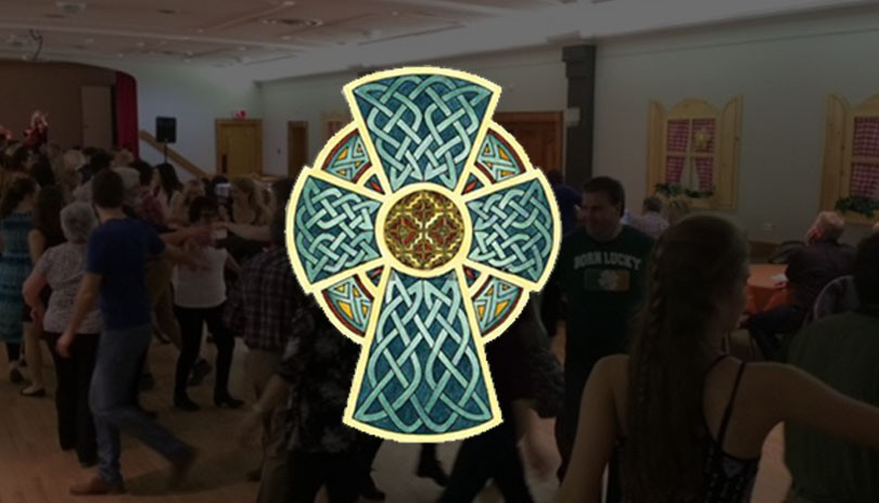 St Patrick's Day celebration  -  Irish Dance Ceili