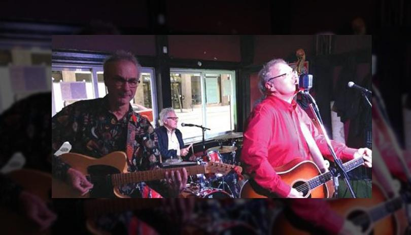 Stetson Brothers Matinee at the Richmond Tavern - August 26
