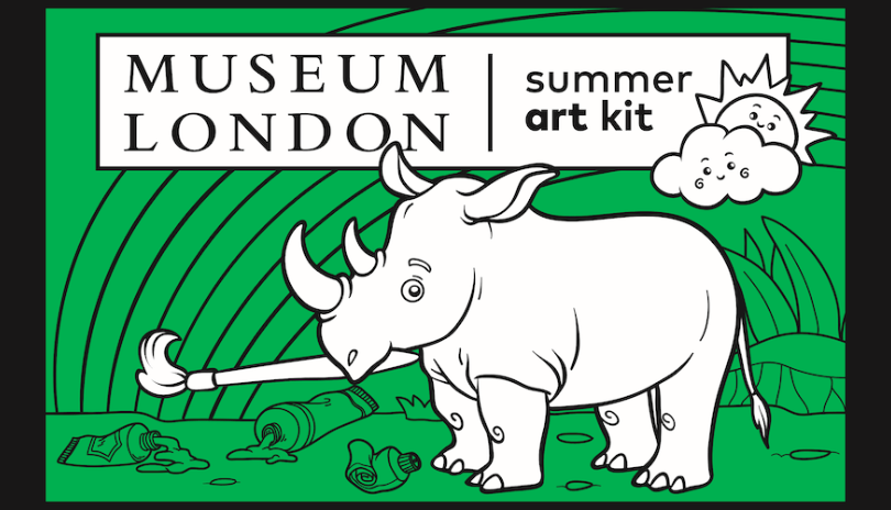 Summer 2021 Art Kits