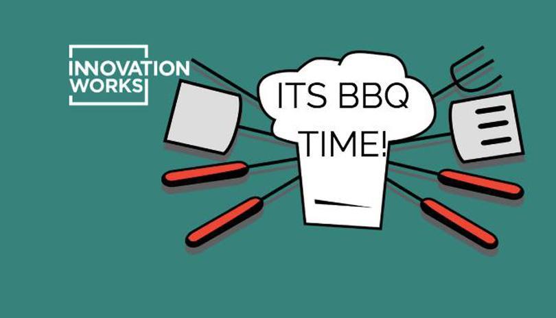 Summer BBQ at Innovation Works!