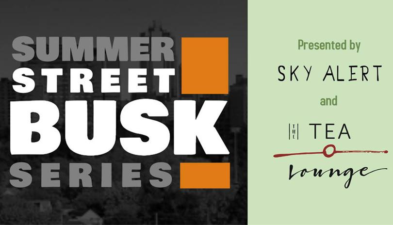 Summer Street Busk Series! - August 25