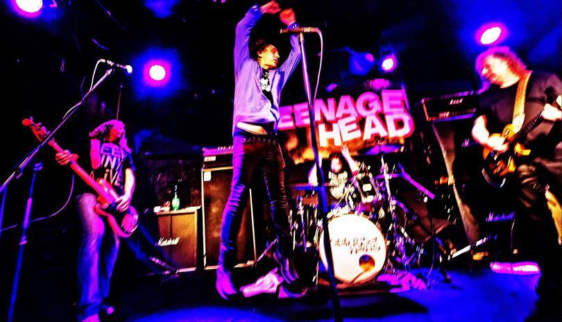 Teenage Head